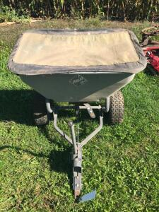 Lawn Broadcast Spreader