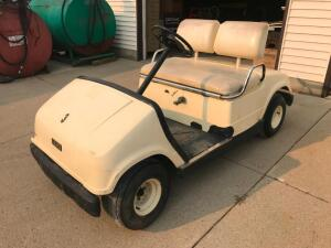 Yamaha Gas Golf Cart
