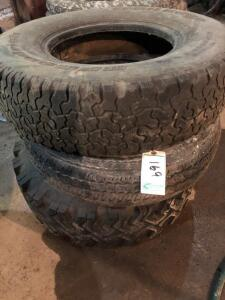 Various Truck Tires