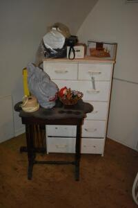 Wood Dresser and More