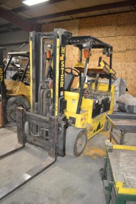 Hyster Fork truck