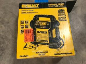 DEWALT Portable Power
