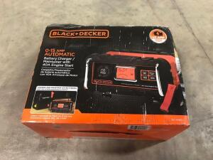 Black and Decker Battery Charger