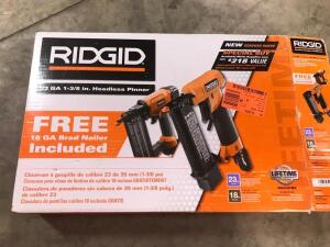 Ridgid Headless Pinner
