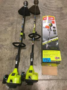 (3) Straight String Trimmer