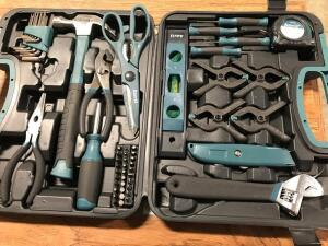 Anvil Homeowner's Tool Set