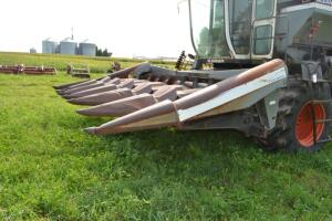 Allis Chalmers 6 row corn head