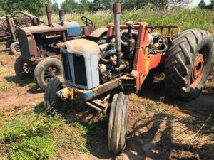Fordson Major Diesel Parts Tractor