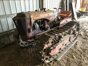 1946 Allitrac Dozer
