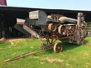 1930 Keck-Gonnerman Beaner Threshing Machine
