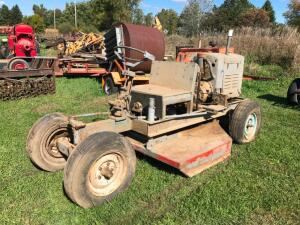 Hoyt Clagwell Buggy Mower