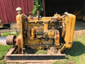 Caterpillar D8800 Stationary Motor