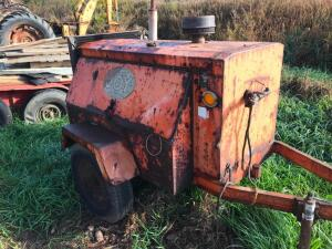 1970 Joy Air Compressor