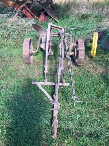 Single Bottom Plow