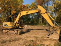 CAT 315L Excavator, has claw on arm, 11,381 hours, S/N - 8YY01640