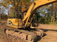 CAT 315L Excavator, has claw on arm, 11,381 hours, S/N - 8YY01640 - 2