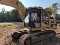 CAT 315L Excavator, has claw on arm, 11,381 hours, S/N - 8YY01640 - 5