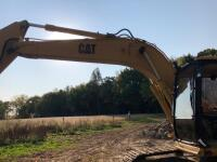 CAT 315L Excavator, has claw on arm, 11,381 hours, S/N - 8YY01640 - 6
