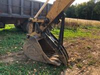 CAT 315L Excavator, has claw on arm, 11,381 hours, S/N - 8YY01640 - 8