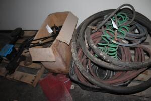 Assorted hoses and more