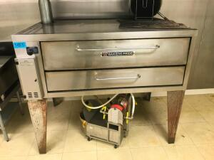 Bakers Pride Model 451 Pizza Oven