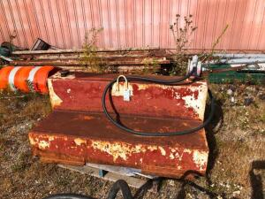 50 gal. Fuel Tank with Pump