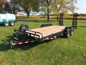 2014 Load Trail Trailer