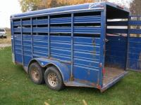 2000 Bison Trailer, VIN # 43B16162XY1002630 - 3