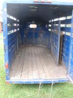 2000 Bison Trailer, VIN # 43B16162XY1002630 - 5