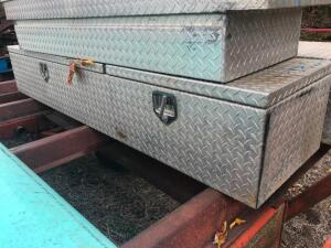 Flatbed Toolbox