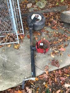 "8"" Auger Dolly"