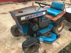 Ford 120 Lawn Mower