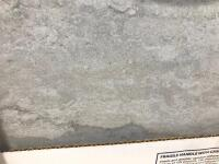 Approx 360 Sq Ft Porcelain Floor/Wall Tile - 6