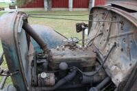 1932 or 1933 Model BB Ford with hand crank dump bed - 6