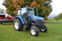 New Holland TS110 Tractor - 2