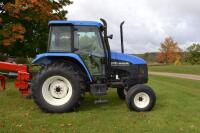 New Holland TS110 Tractor - 3