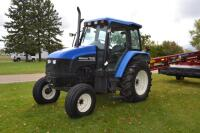 New Holland TS110 Tractor - 4