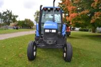 New Holland TS110 Tractor - 5