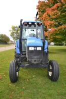 New Holland TS110 Tractor - 6