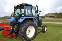 New Holland TS110 Tractor - 7