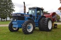 Ford 8730 tractor with duals - 2
