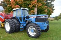 Ford 8730 tractor with duals - 4