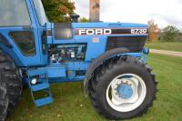 Ford 8730 tractor with duals - 6