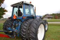 Ford 8730 tractor with duals - 8