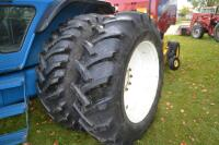 Ford 8730 tractor with duals - 13