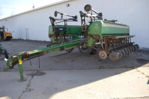 Great Plains fold up Grain Drill 24ft