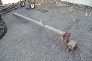 10ft 4 inch electric auger