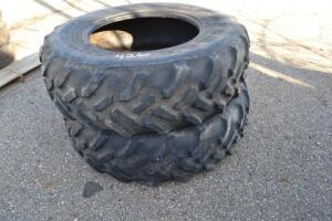 (2) 16.9 R 30 tires