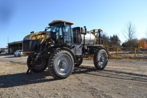 2013 RoGator 1100 Self Propelled Sprayer