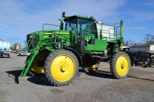 2012 John Deere 4830 Self Propelled Sprayer